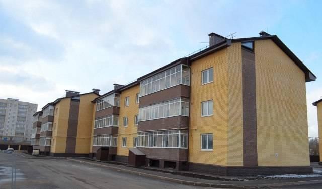 Жилой комплекс в Казани