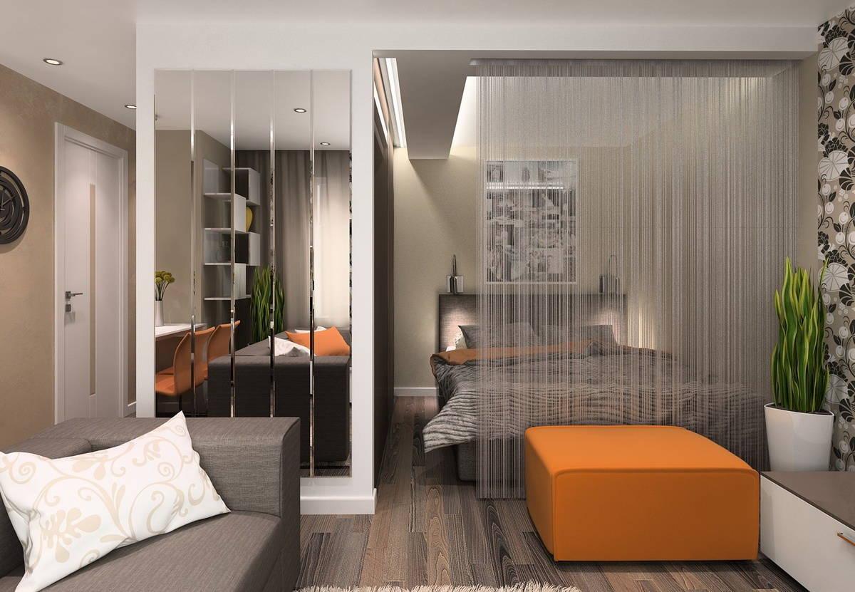 Секреты преображения из квартиры студии в роскошный дом!