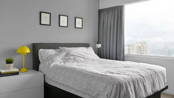 44 совета с фото от дизайнеров по интерьеру в маленькой спальню