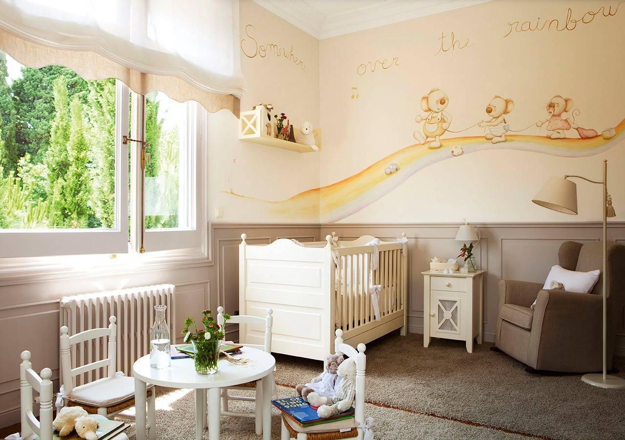 Рекомендации по дизайну при обустройстве детской комнаты ребенка