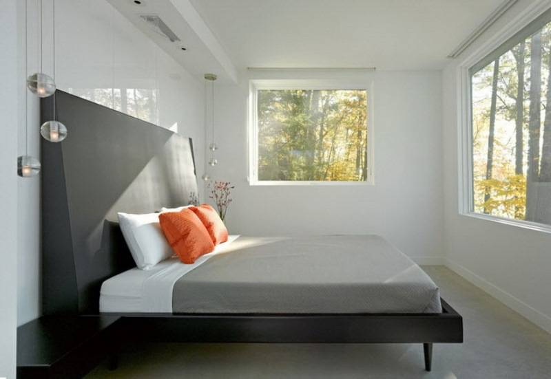 Примеры кроватей в дизайне