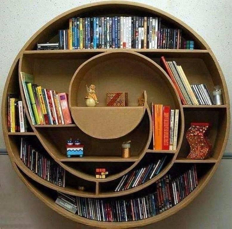 Шкафы для книголюбов