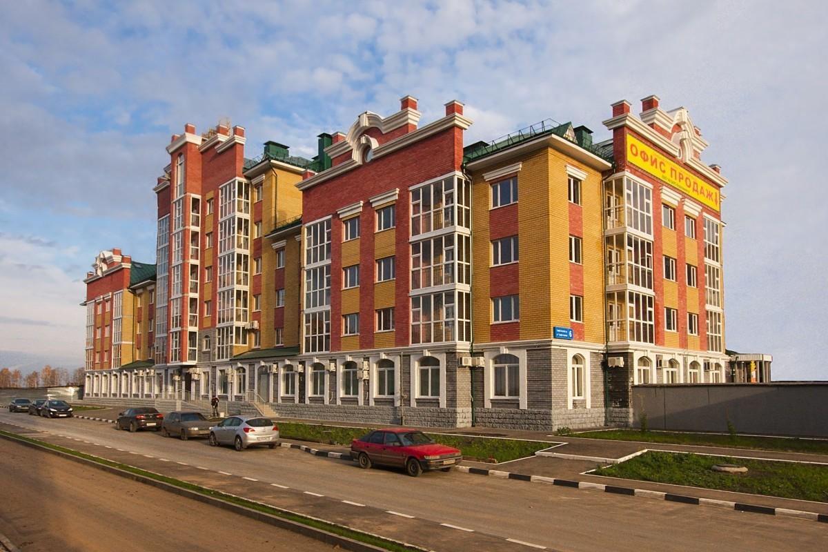 фото квартир в солнечном городе неохотой